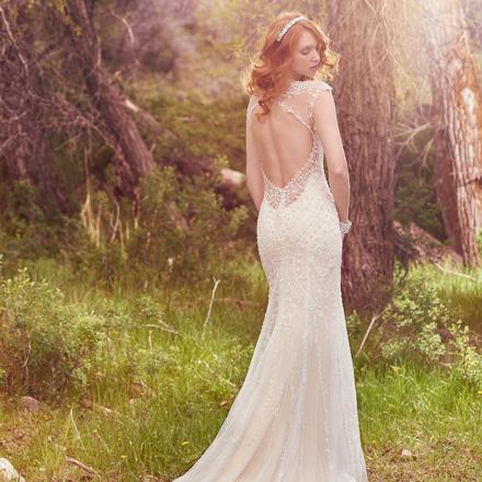 bab5f17813d Maggie Sottero - Ettia   Wedding Dresses by Poppy Bridal