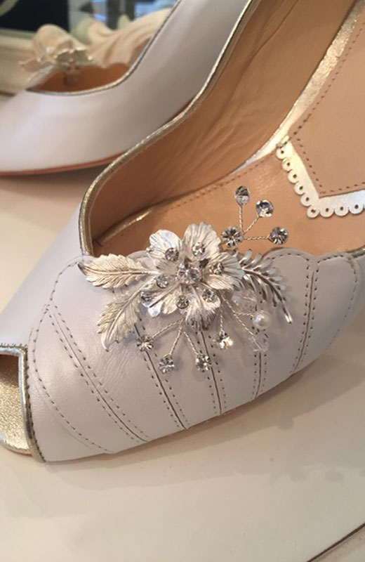 Clematis Shoe Clips