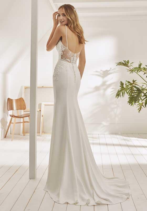 White One - Oakes : Wedding Dresses by Poppy Bridal