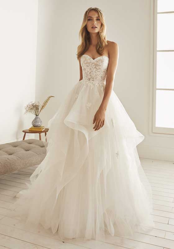1cdf6388f26 St Patrick White One - Odara   Wedding Dresses by Poppy Bridal