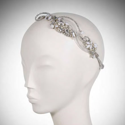 Valentine I headdress